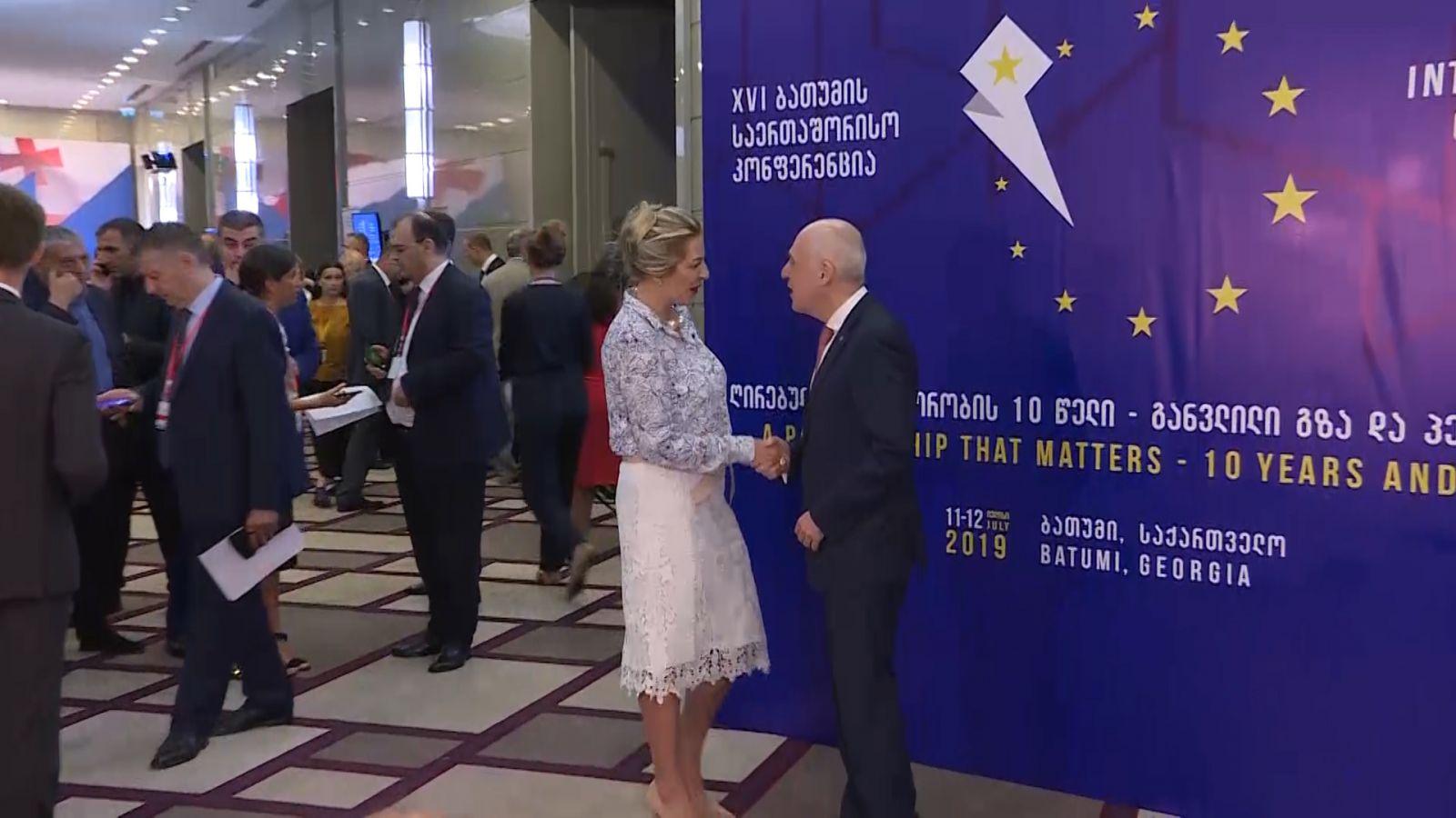 Ј. Јоксимовић: Грузија препознала Србију као најозбиљнијег кандидата за ЕУ