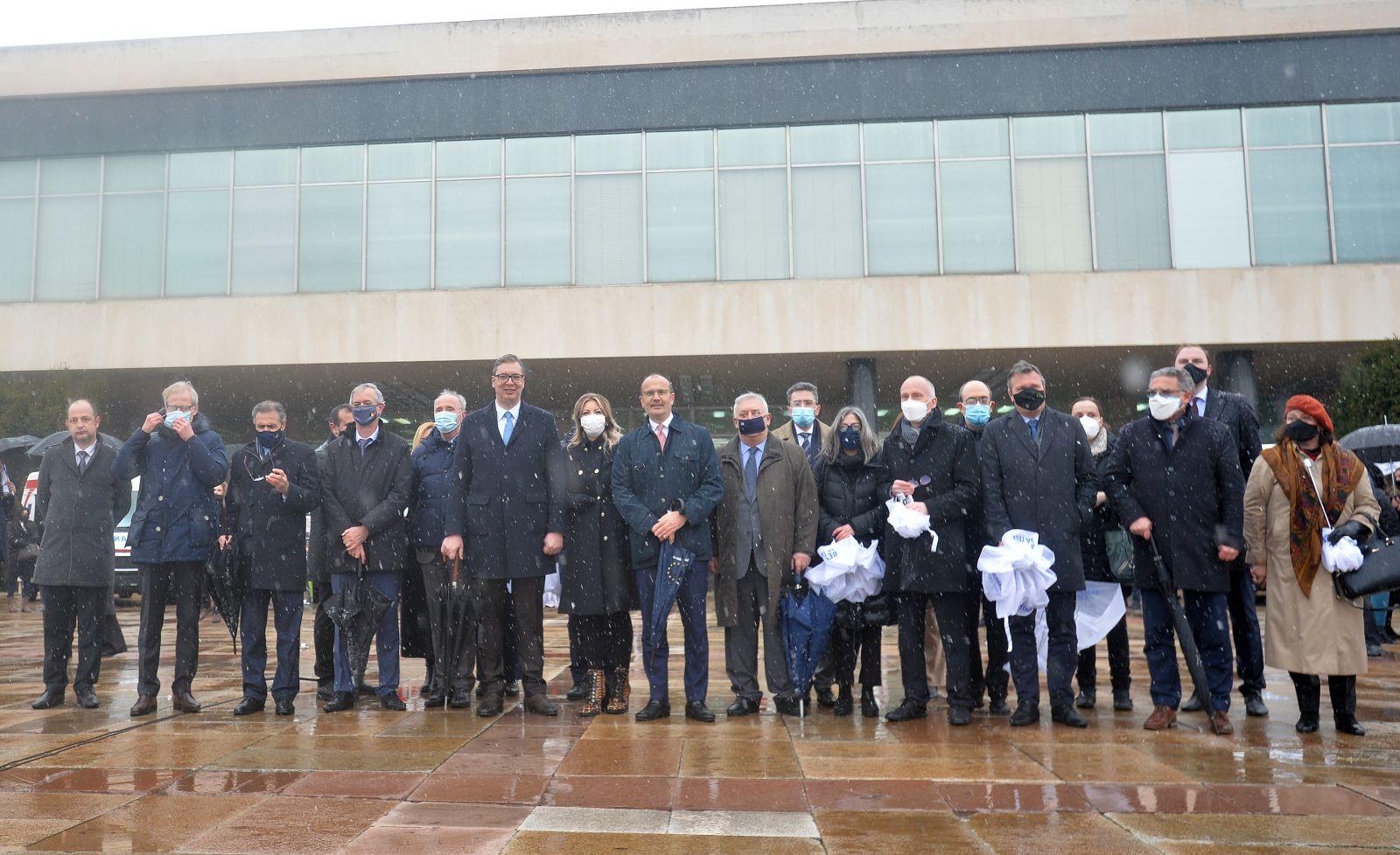 J. Joksimović: European Union grants EUR 3.2 million for strengthening healthcare capacities