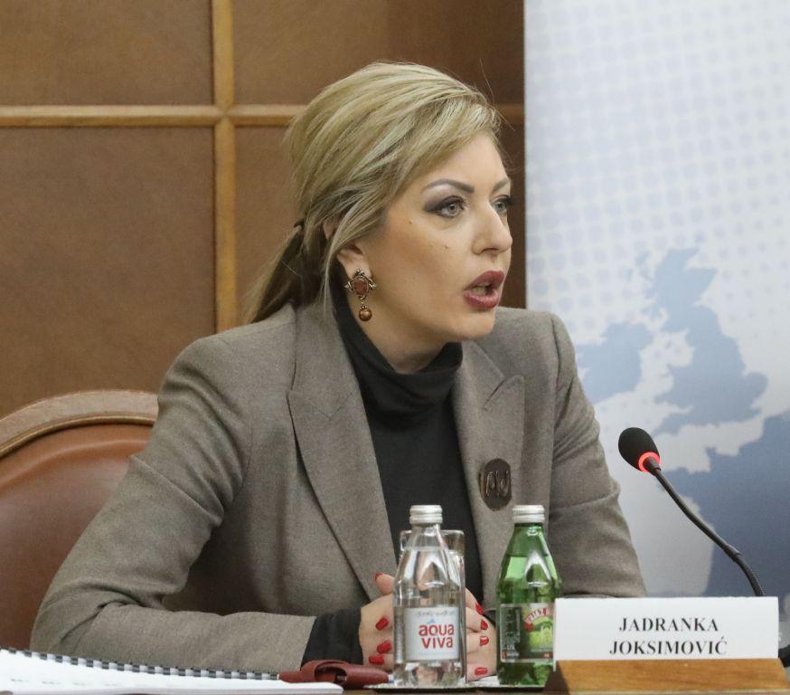 J. Joksimović: Odnosi sa Rusijom ne remete proces evropskih integracija Srbije