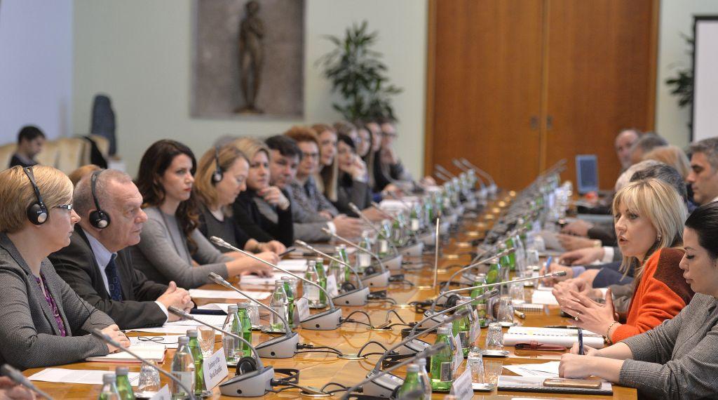 J. Joksimović: Održivi regionalni razvoj Srbije je žila kucavica evropskih integracija