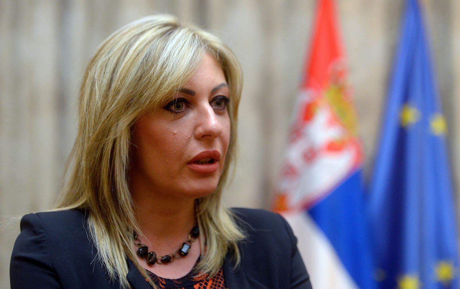 Ј. Јоксимовић: Малициозно je рећи да нема основа за отварање поглавља