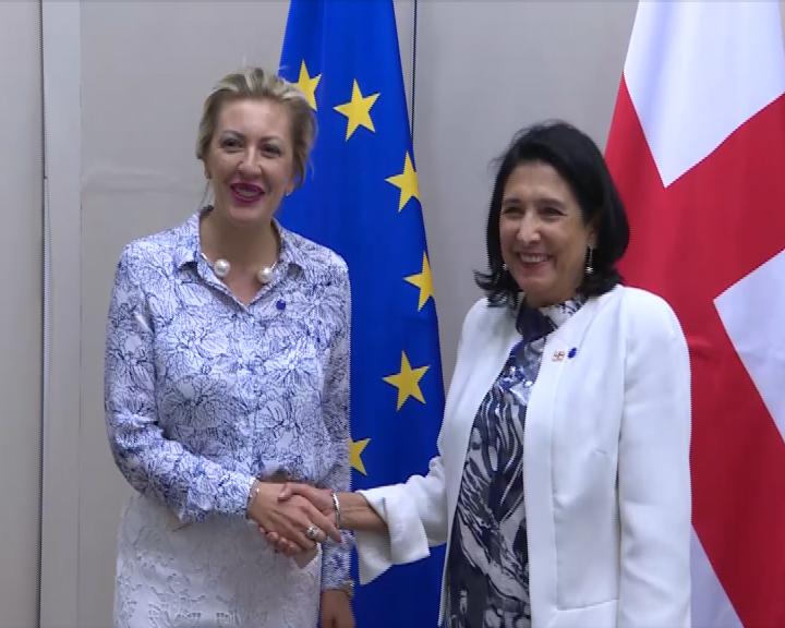 Ј. Јоксимовић: Србија и Грузија пријатељи и партнери