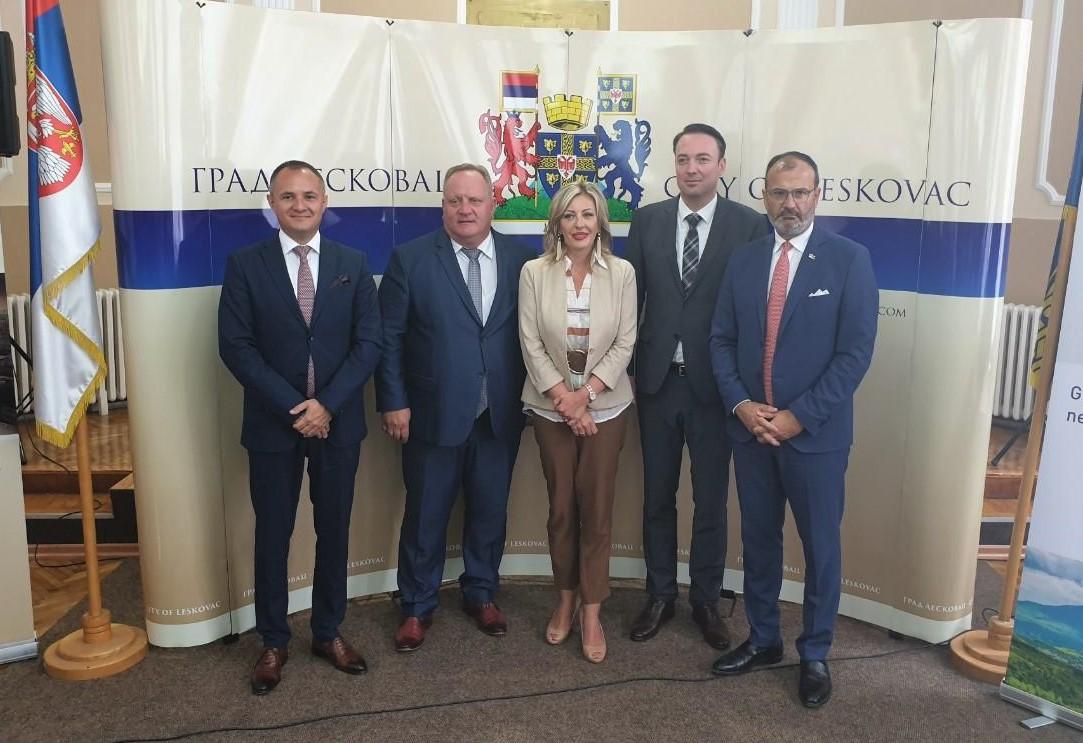 J. Joksimović: Serbia does not speak empty words but works on good neighbourly relations
