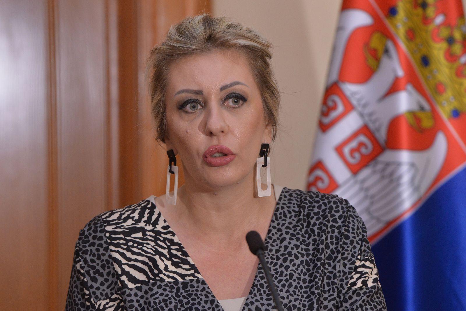 Ј. Јоксимовић: Директно о нашим и ставовима САД, важна прилика