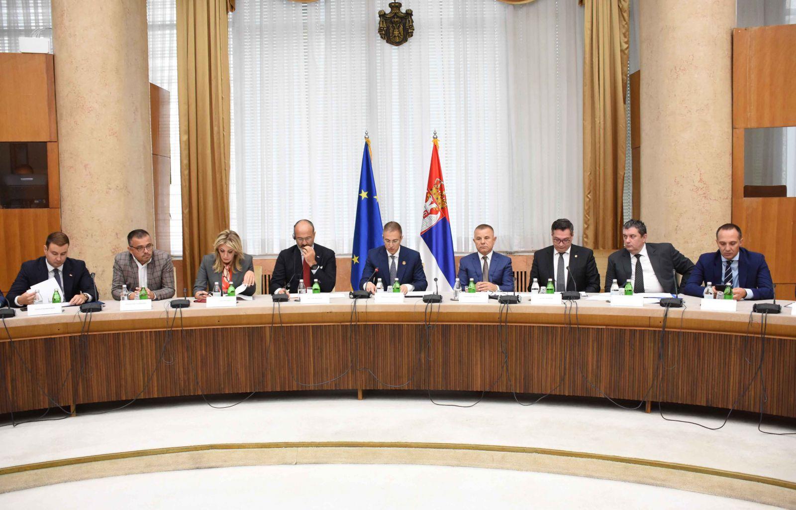 Ј. Јоксимовић: Интегрисано управљање границом – пројекат важан и за Србију и за ЕУ