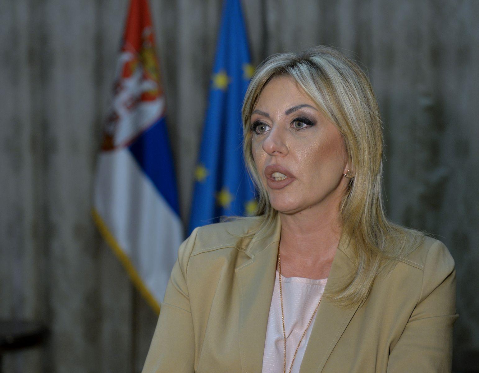 Ј. Јоксимовић: Појачано интересовање САД за евроинтеграције региона