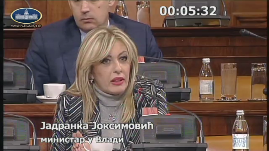 J. Joksimović: Improving economies is an interest of the citizens of the region and a framework for better relations