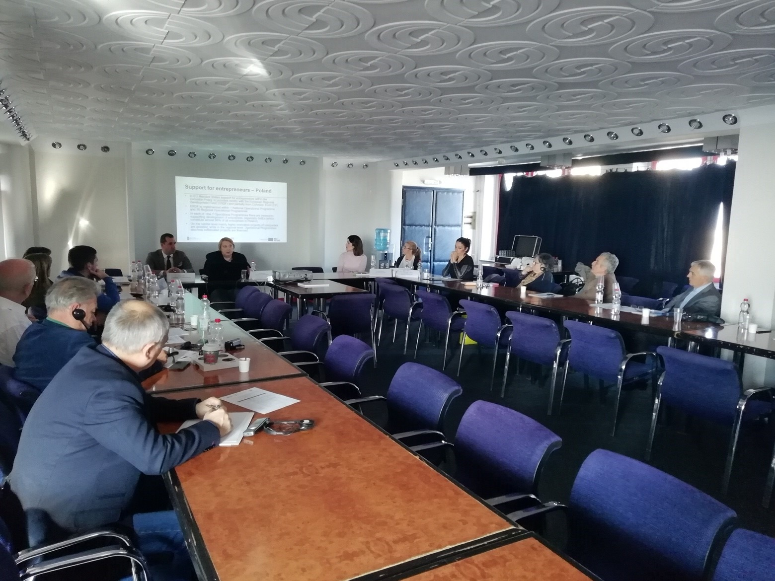 Presentation of Negotiation Chapter 22 – Regional Policy and Coordination of Structural Instruments – Possibilities for the Economy