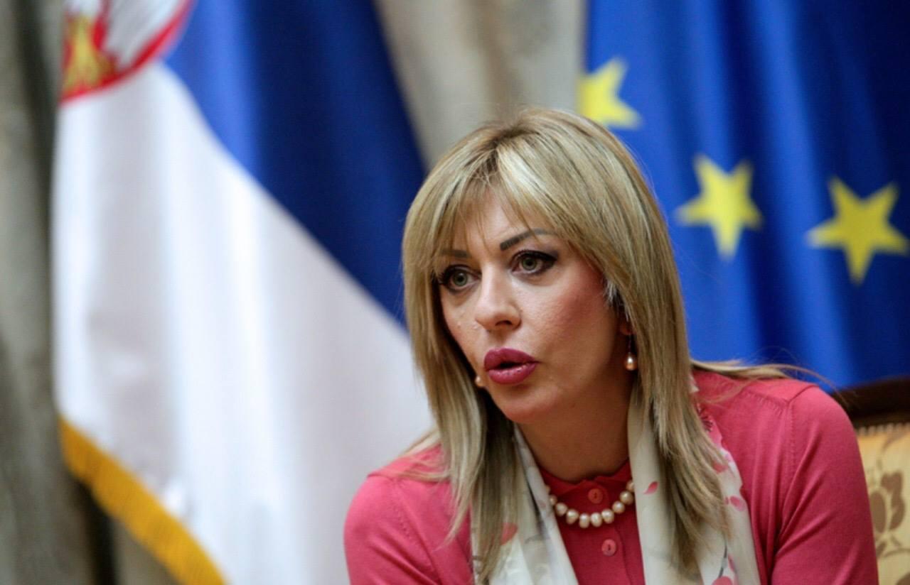 Ј. Јоксимовић: Протест у Тирани - против мира и развоја у региону