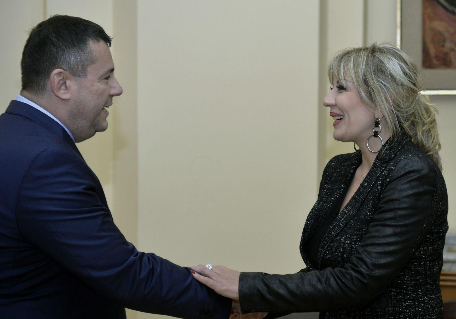 J. Joksimović i Pinter: Ubrzati evropske integracije Srbije i regiona
