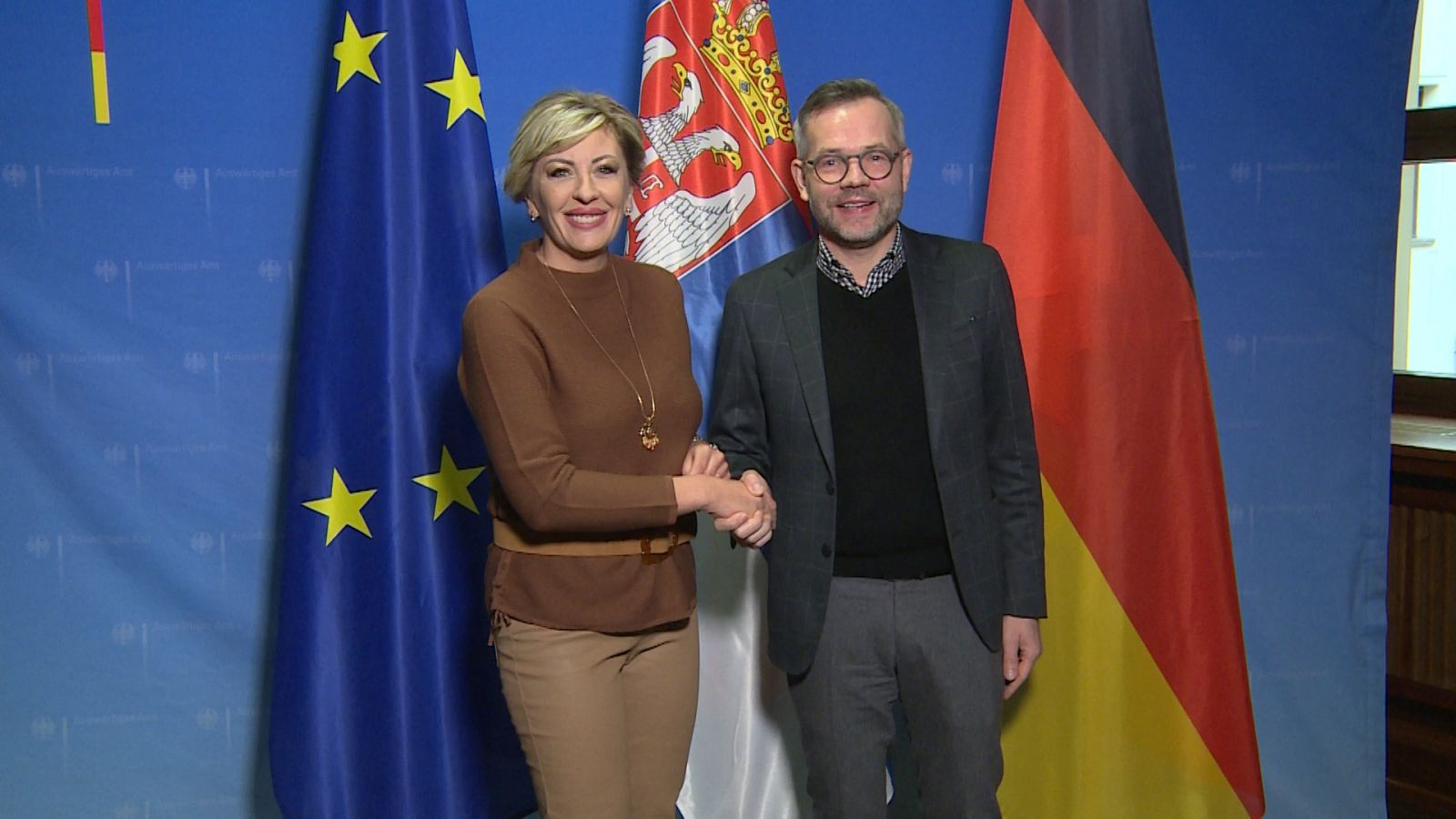 J. Joksimović: The EU counts on Serbia the most and expects the most from us