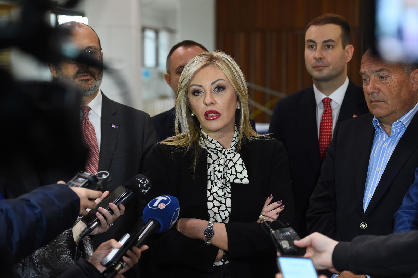 Ј. Јоксимовић: ЕУ донирала опрему за 56 вртића у Србији
