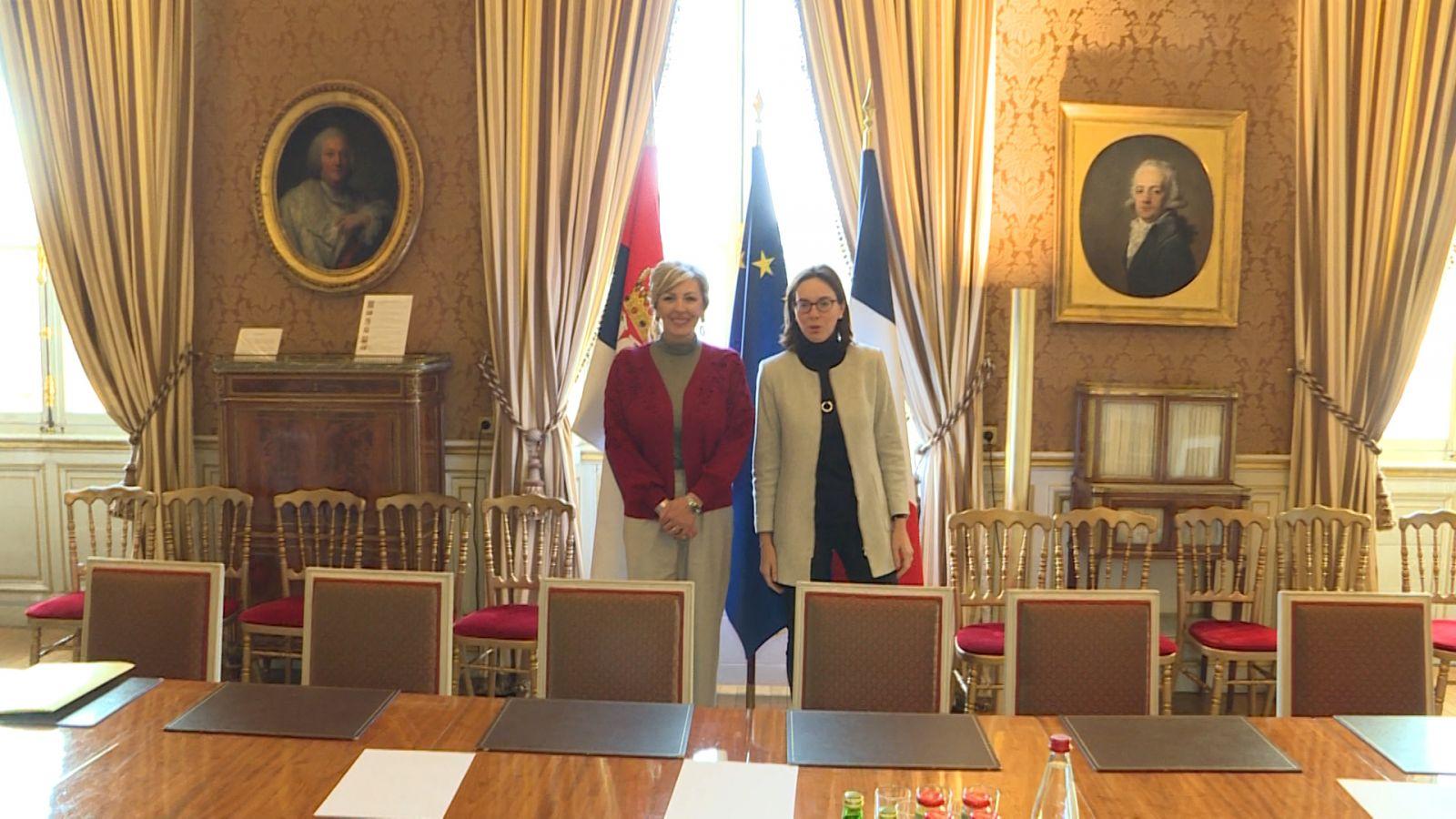 Ј. Јоксимовић: Отворено и конструктивно о свим аспектима европских интеграција