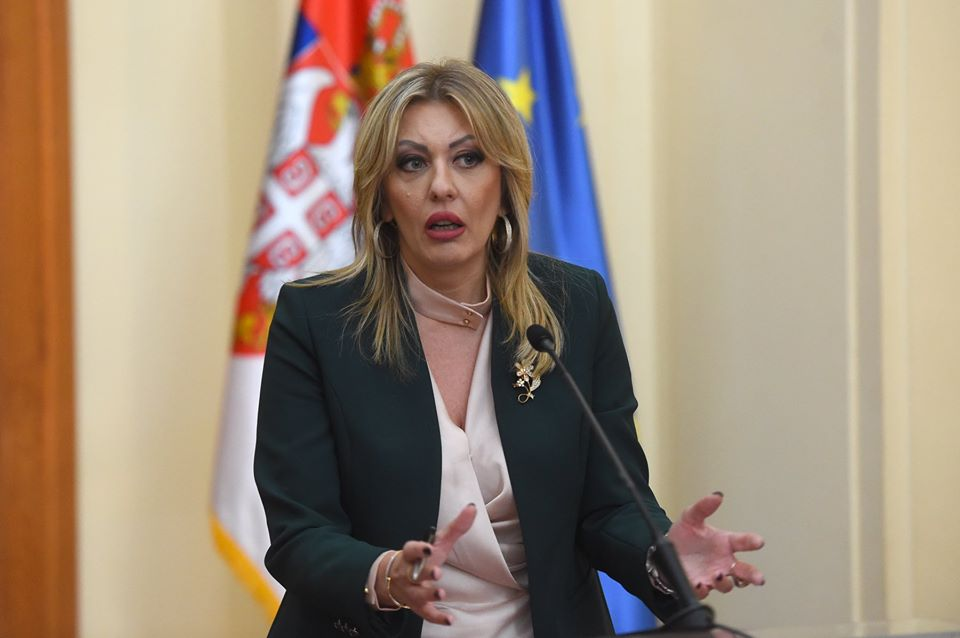 J. Joksimović: EU funds for medical equipment transport