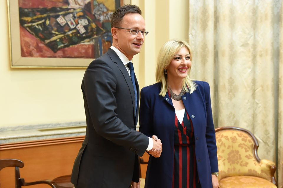 J. Joksimović: Hungary sent masks and protective suits to Serbia