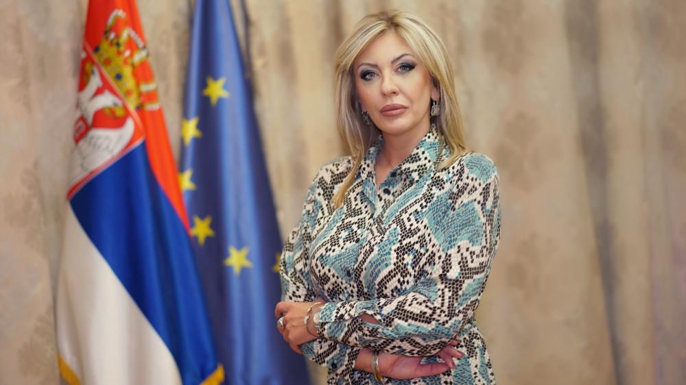 Ј. Јоксимовић: Најзначајнија порука - реафирмација пуноправног чланства у ЕУ