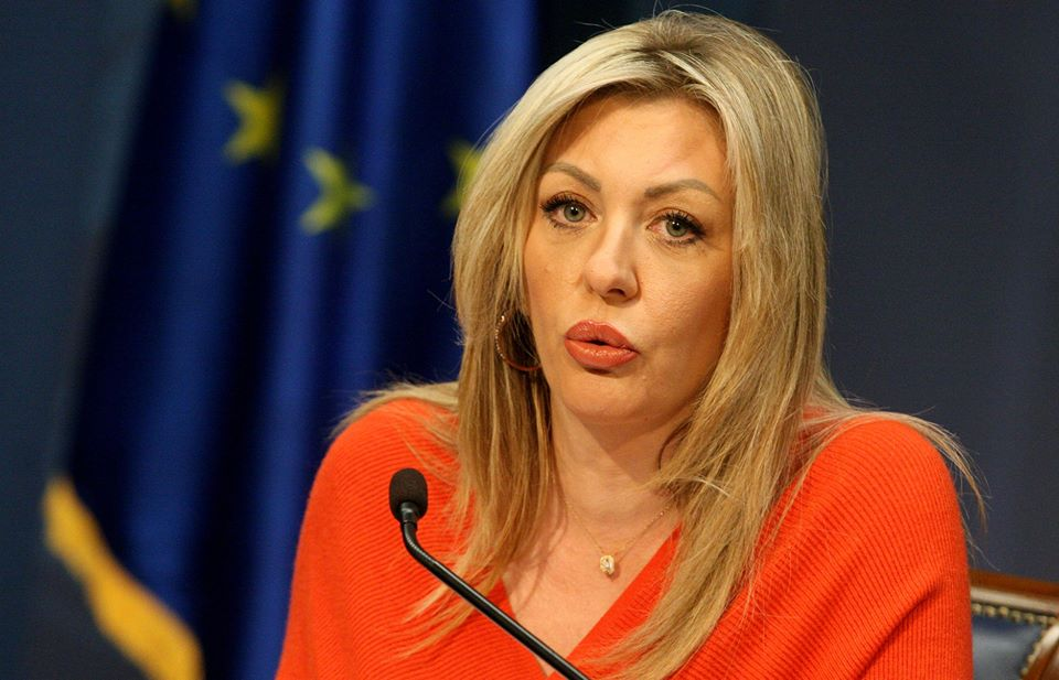 """Ј. Јоксимовић: """"Захвална сам Европској унији на подршци"""""""