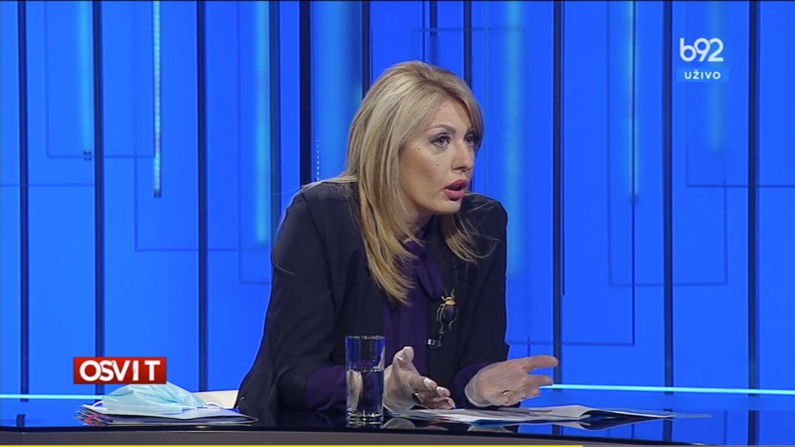 J. Joksimović: Očekujemo fokus EU i Lajčaka na primenu Briselskog sporazuma