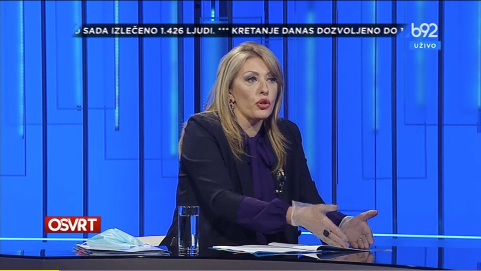 J. Joksimović: Serbia has successfully responded to the crisis owing to implemented reforms