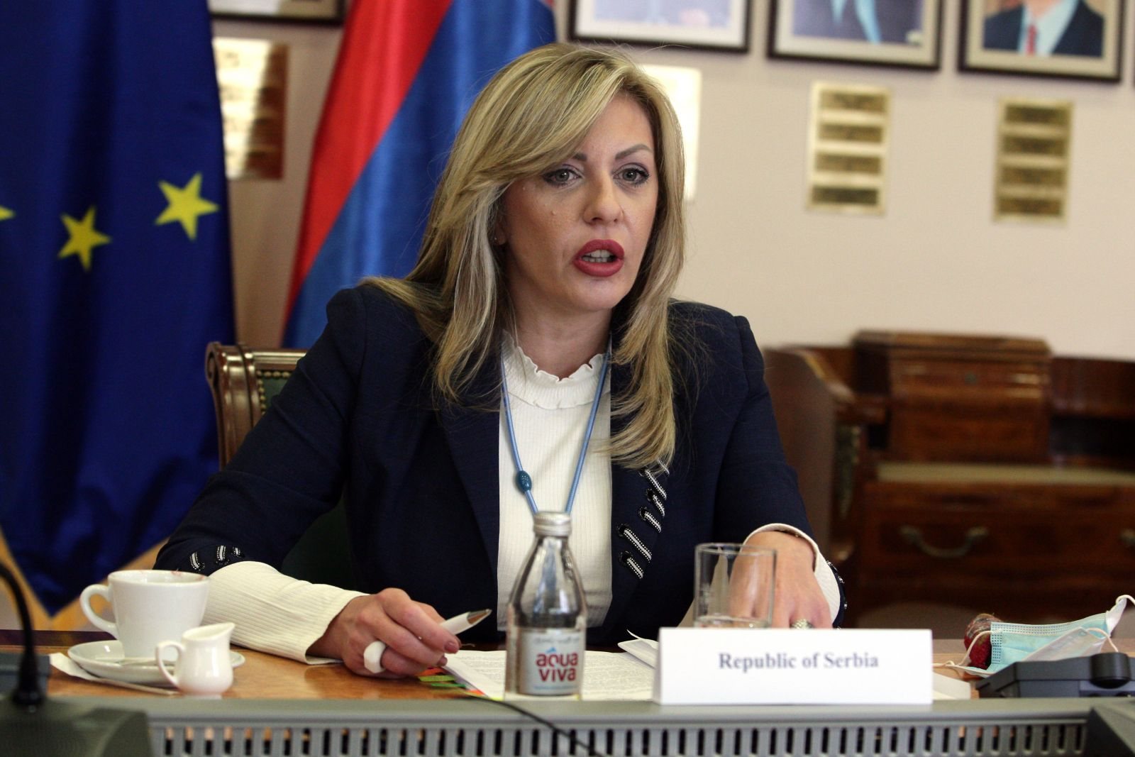 J. Joksimović: Serbia successfully completes chairmanship of the Adriatic and Ionian Initiative