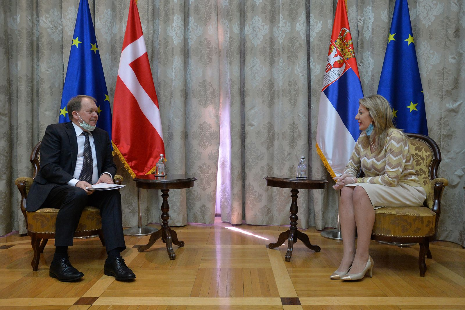 Joksimović and Hougård: Joint European response important for recovery after the crisis