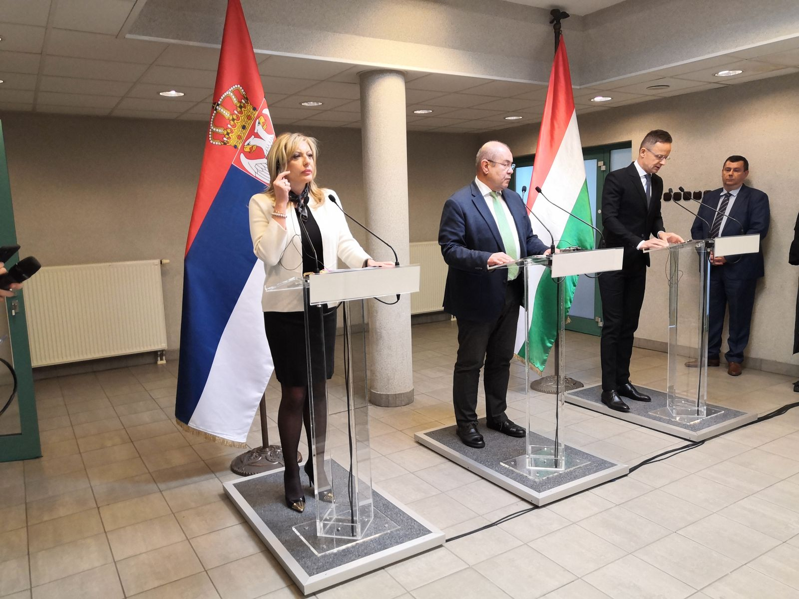 J. Joksimović: Opening borders with Hungary – important for citizens and economy