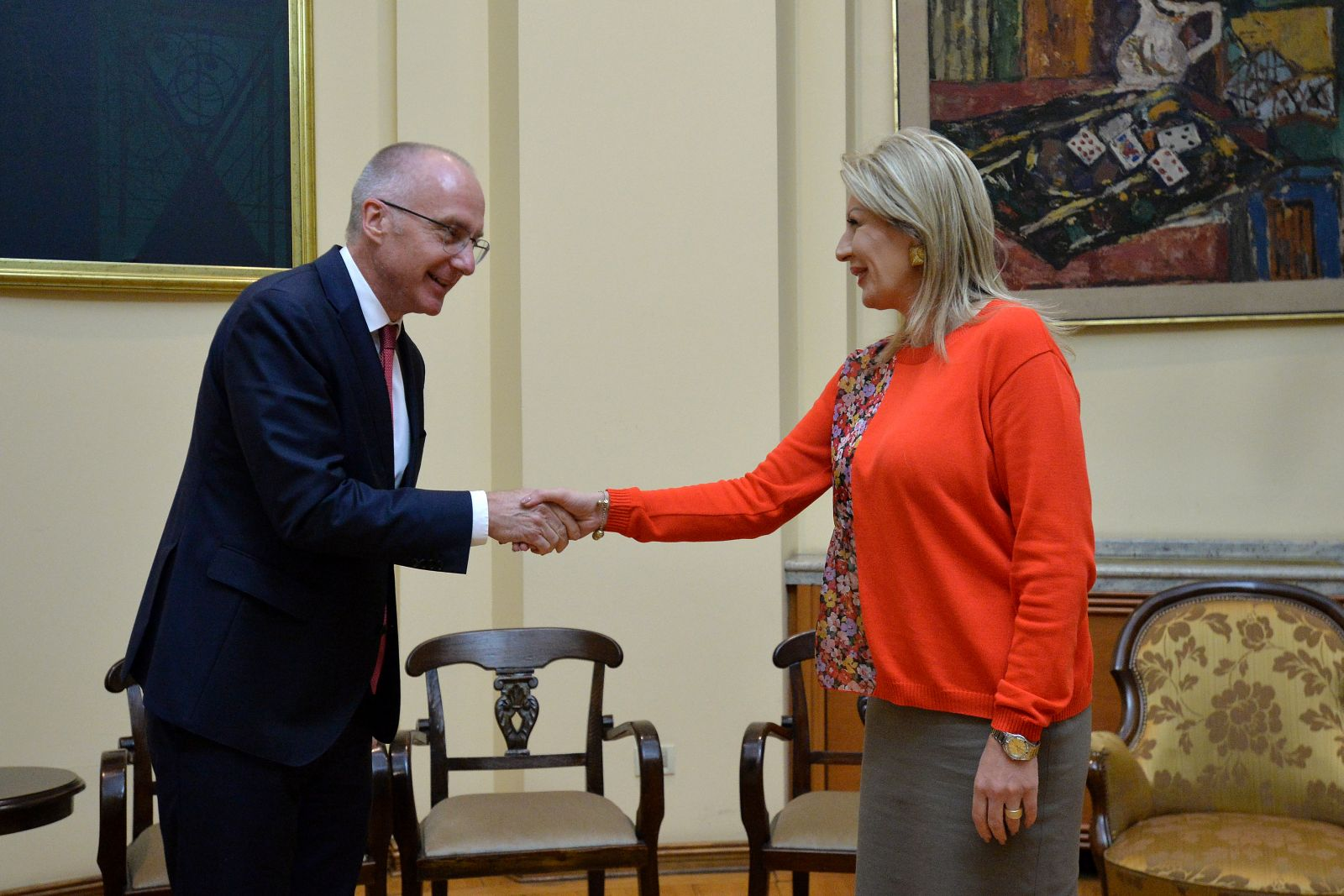 J. Joksimović: Germany invested EUR 2 billion through projects in Serbia