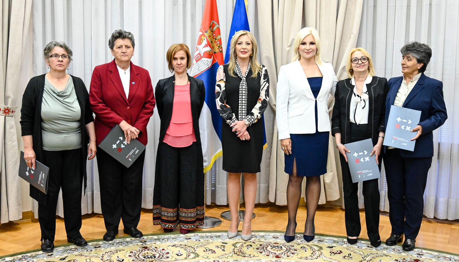 J. Joksimović: Serbia follows EU trends in gender equality