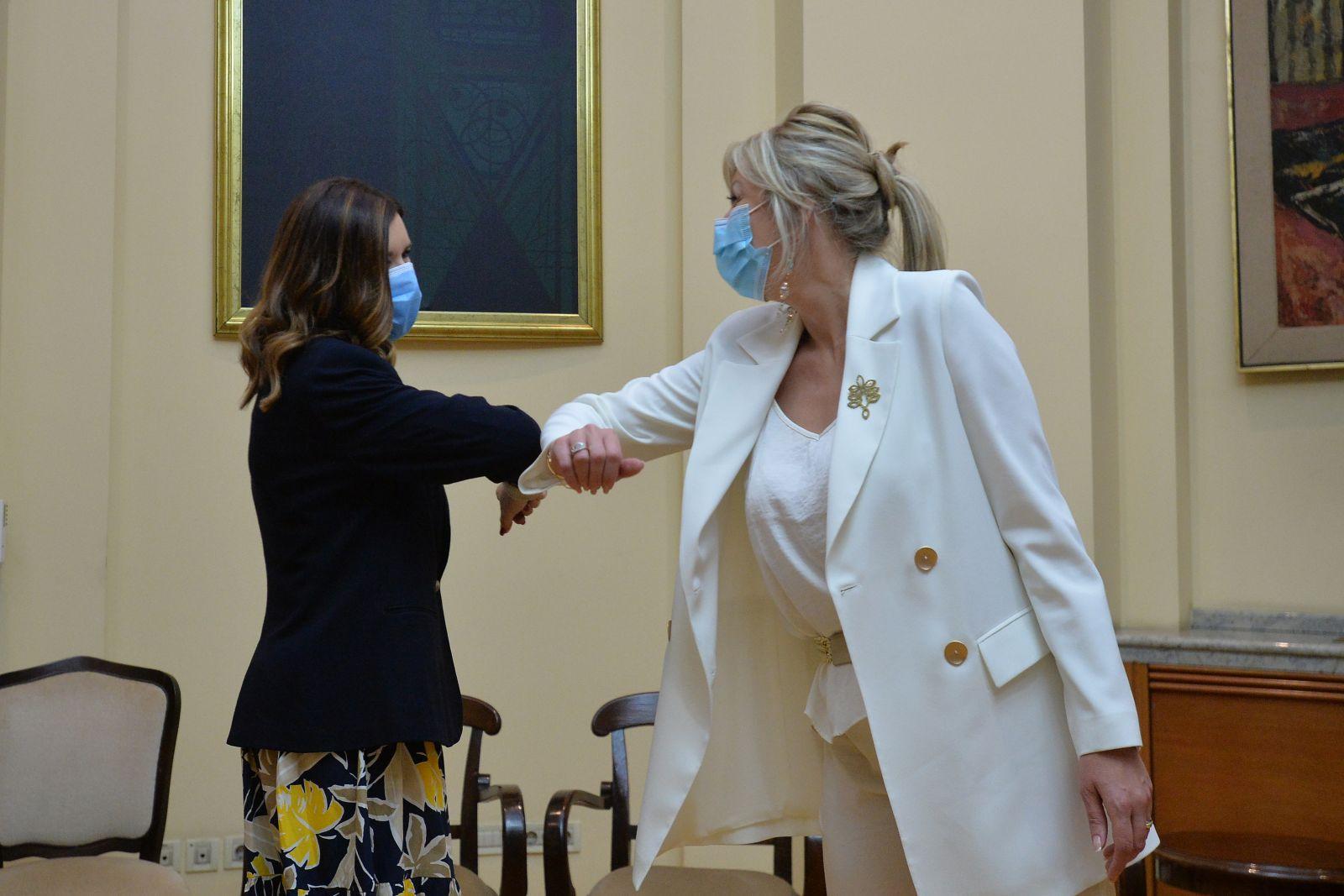 J. Joksimović: Zahvalnost Rumuniji na podršci na putu ka EU