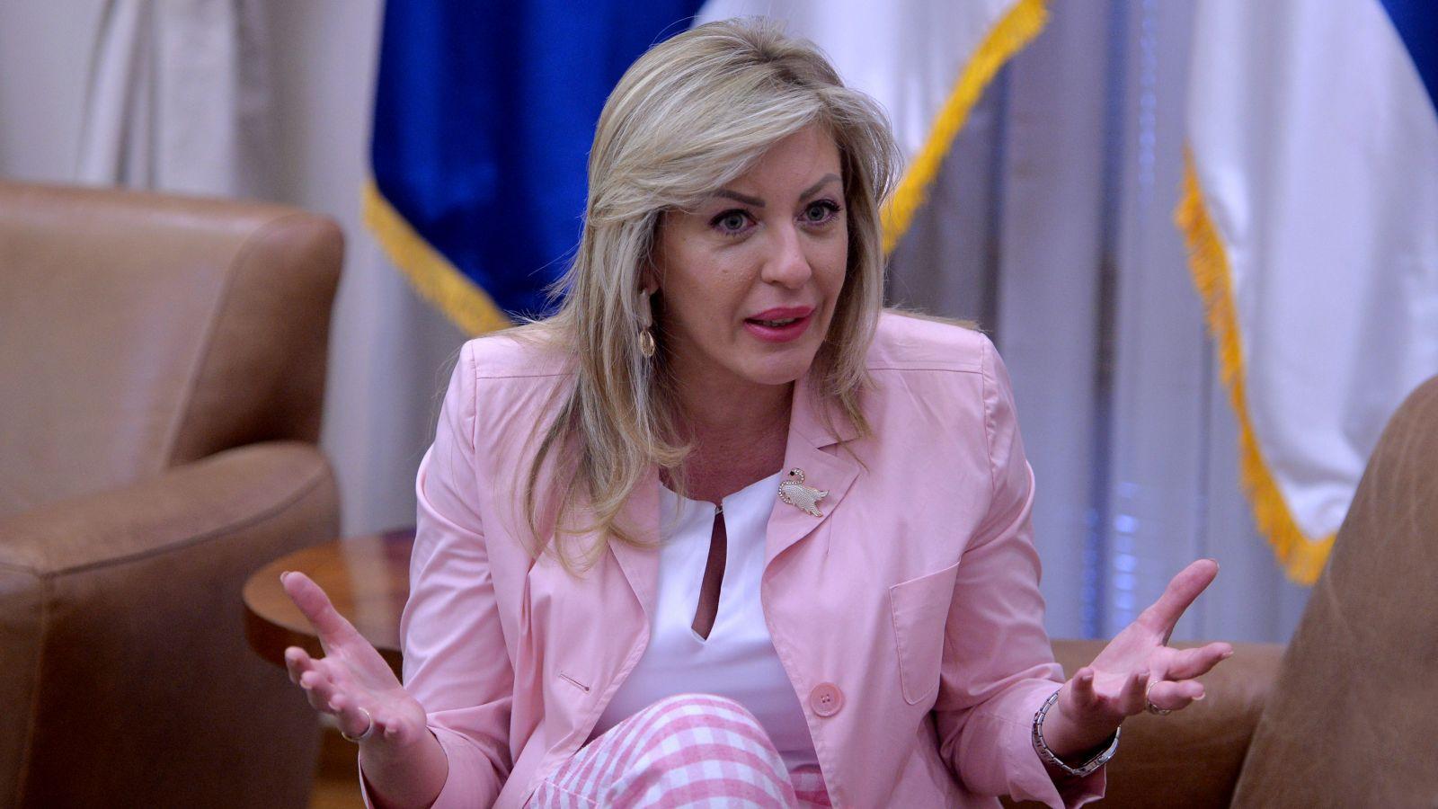 Ј. Јоксимовић: Очекујем напредак Србије током немачког председавања