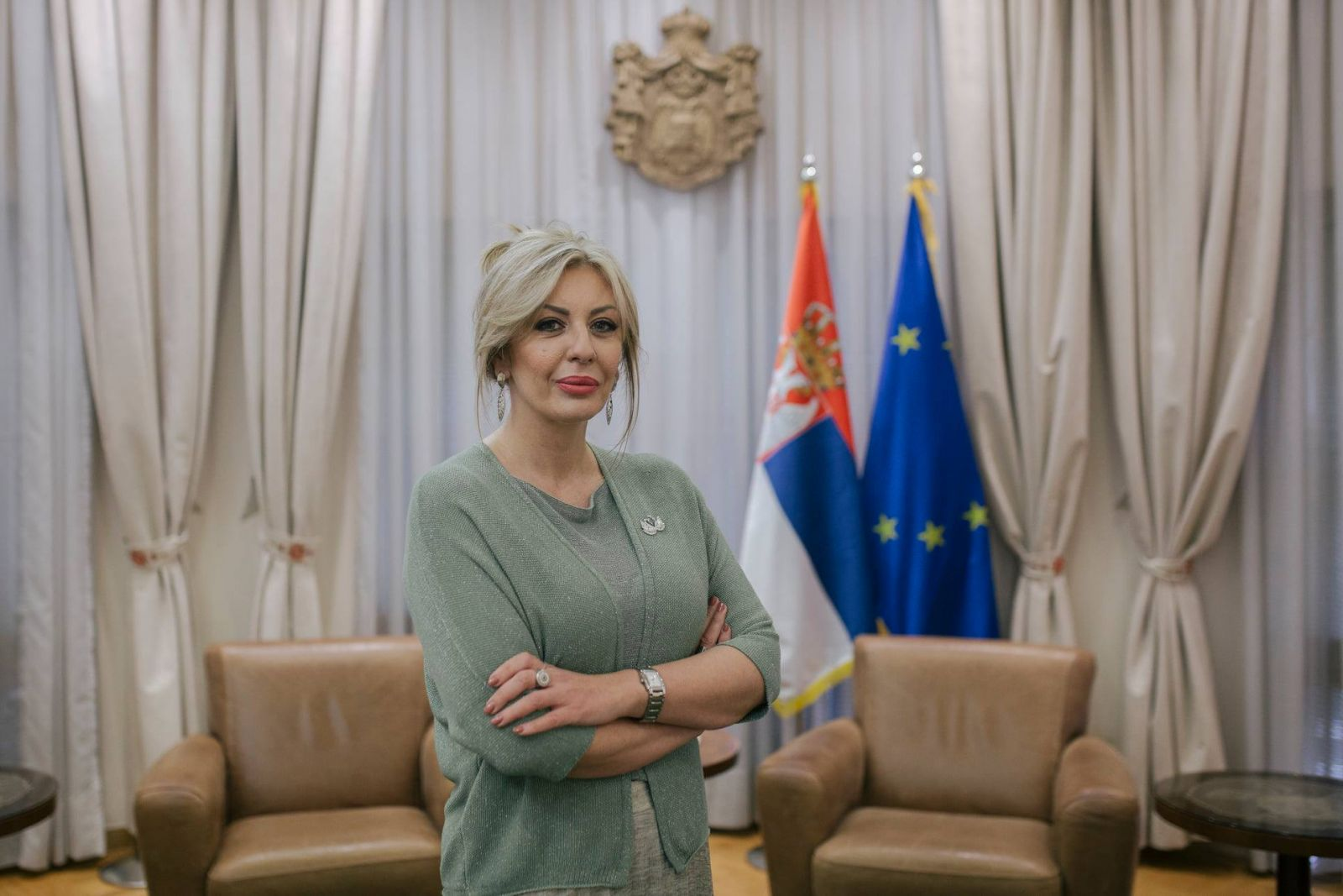 J. Joksimović: Serbia treated as member state in application for Solidarity Fund