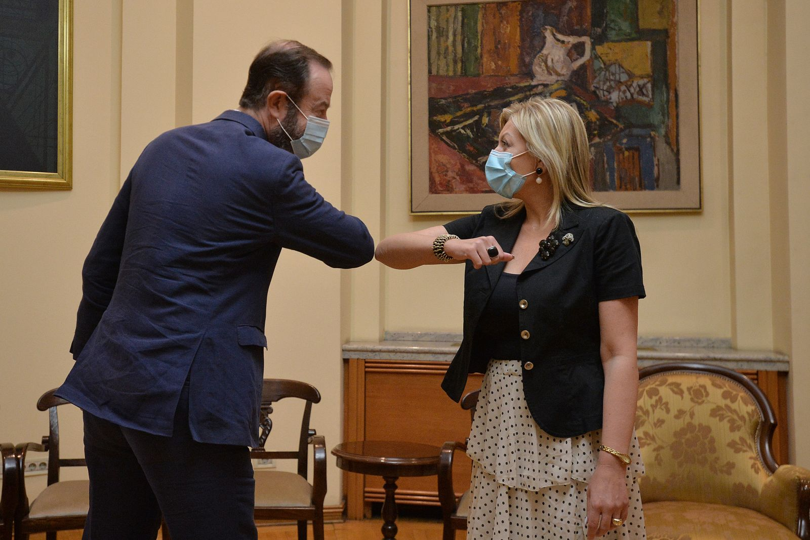 Joksimović i Pluh: Reforme iz procesa evrointegracija - prioritet