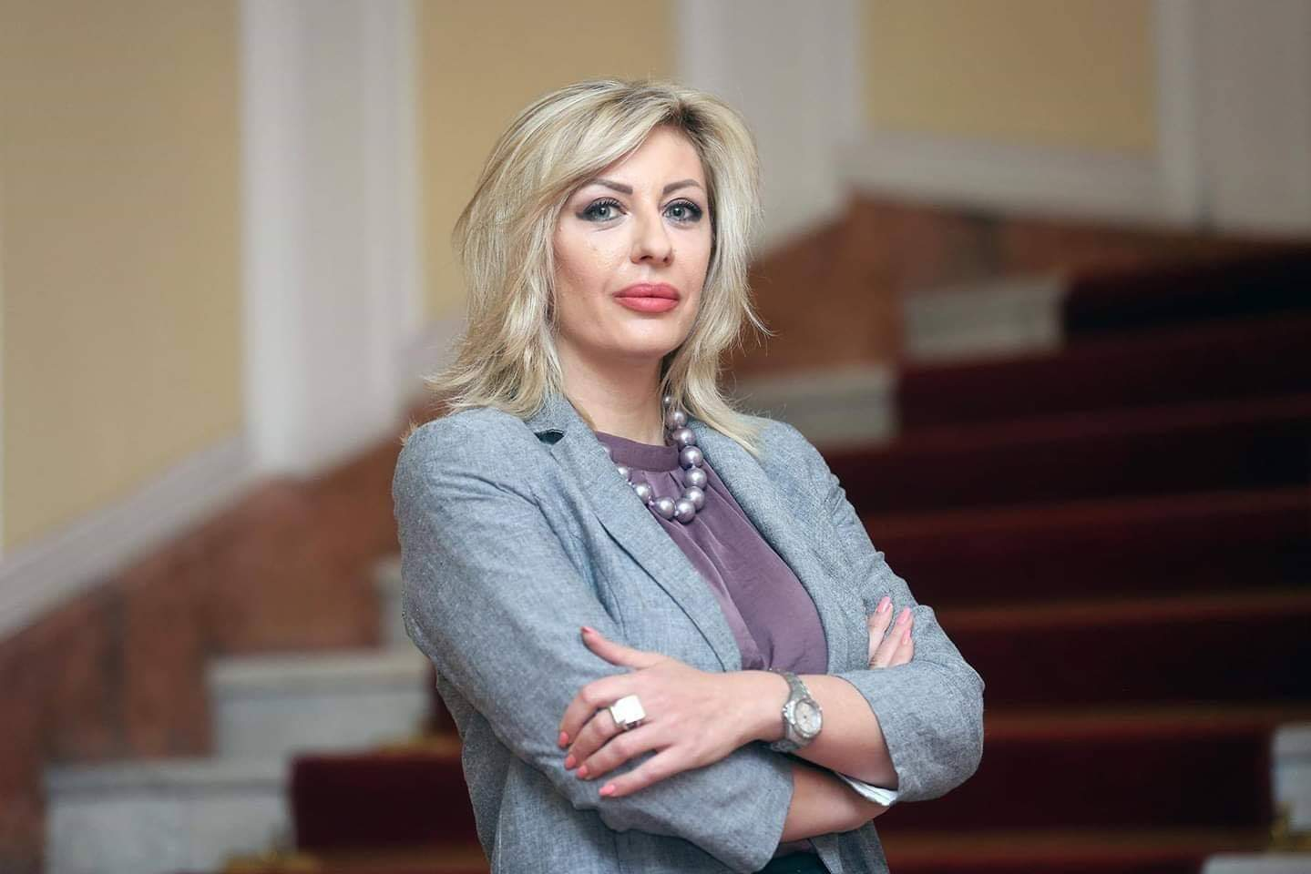 Ј. Јоксимовић: Важни разговори и поруке у правом тренутку