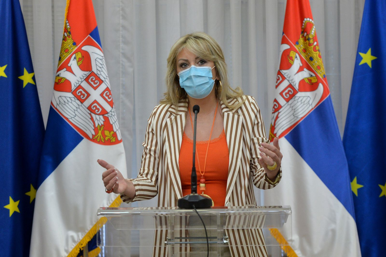 J. Joksimović: Imperative coordination of all available project funds