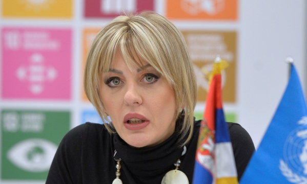 J. Joksimović: EUR 1.8 million from EU for education of socially vulnerable children