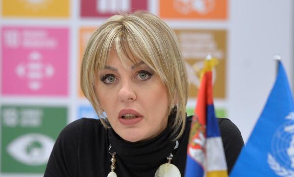 J. Joksimović: Od EU 1,8 miliona evra za obrazovanje socijalno ugrožene dece