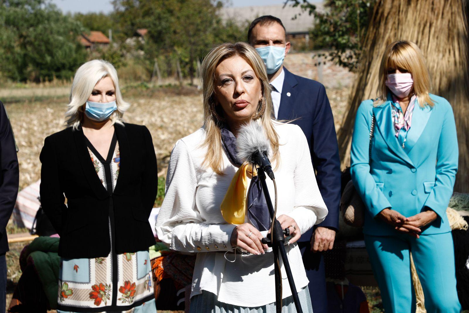 J. Joksimović: Less than 20 per cent of land owners are women