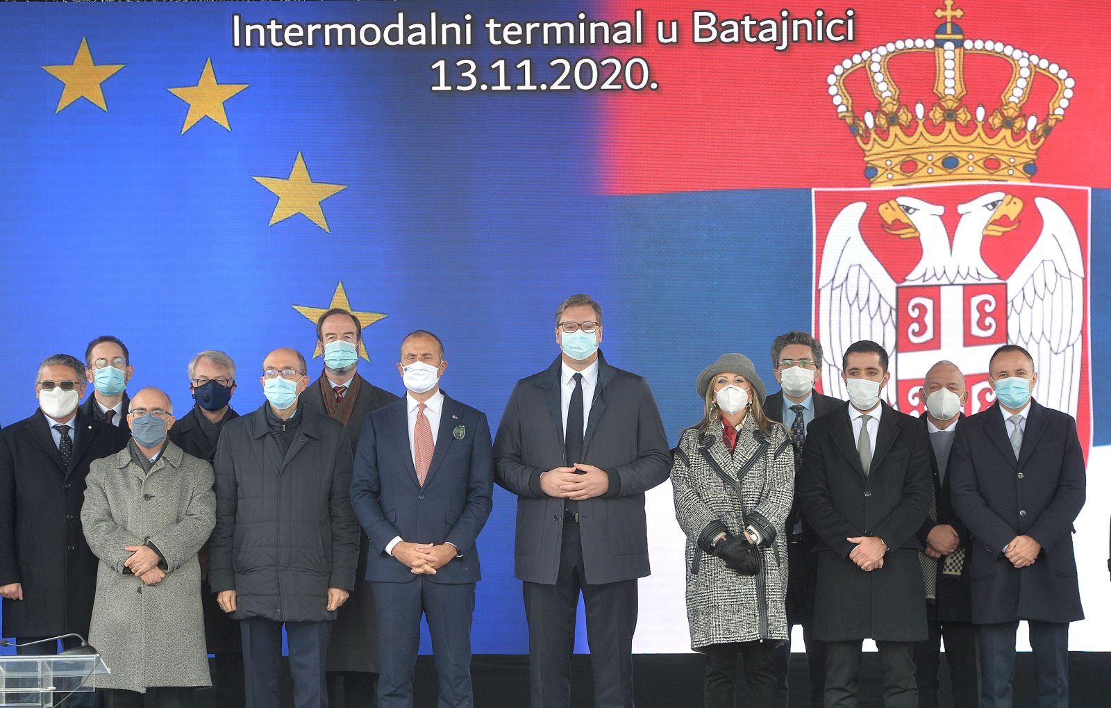 Ј. Јоксимовић: ЕУ фондови за повезивање које води расту економије