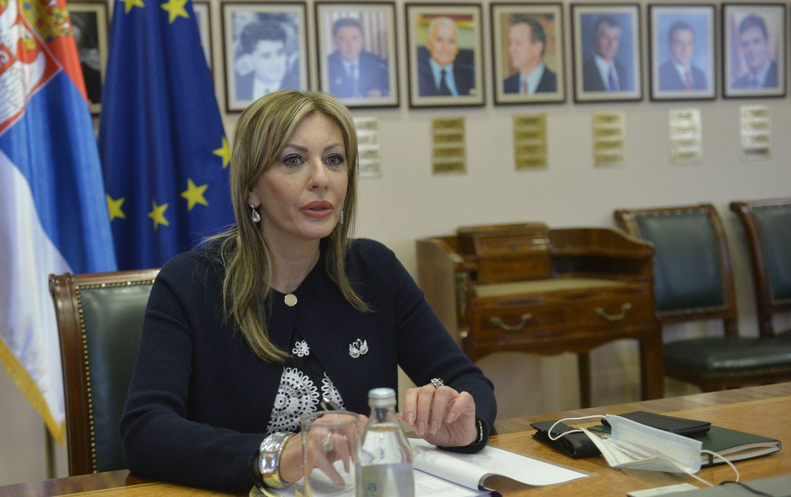 J. Joksimović i Edštadler: Stabilan evropski Zapadni Balkan u interesu EU