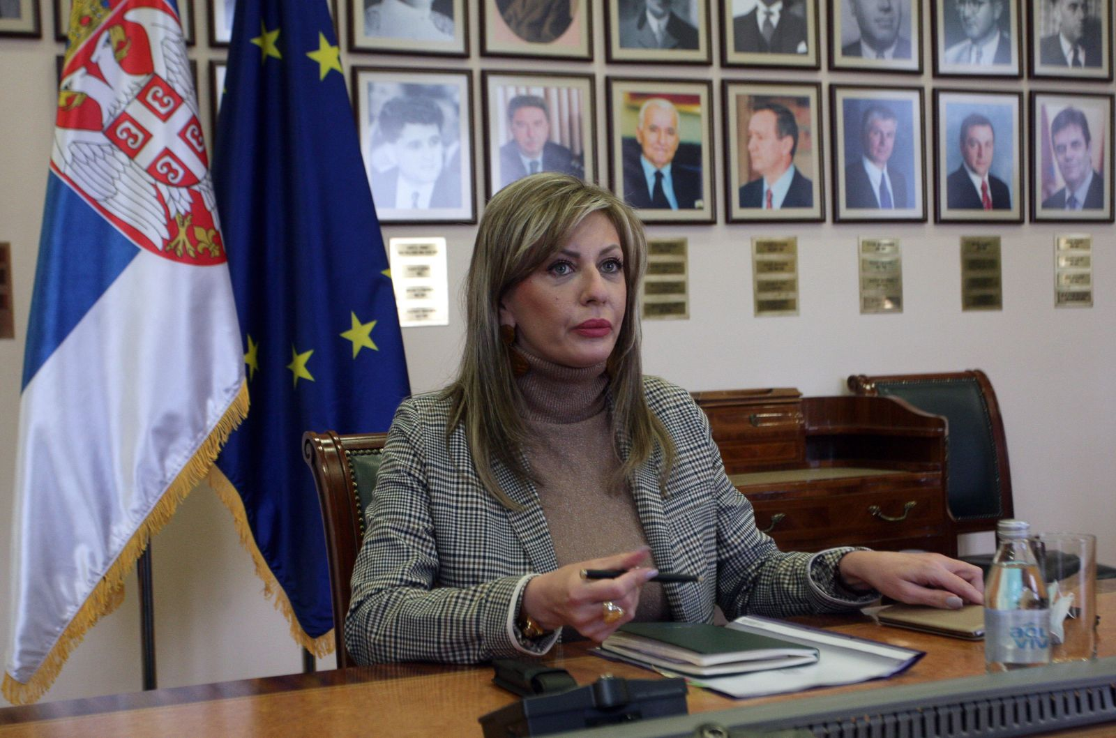 J. Joksimović: Serbia has not been a burden to the EU during the pandemic