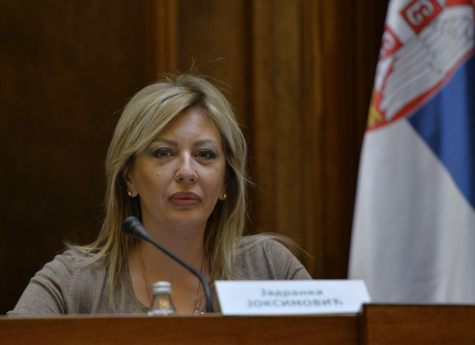 J. Joksimović: Očekujem da 2021.godina bude bolja u procesu integracija