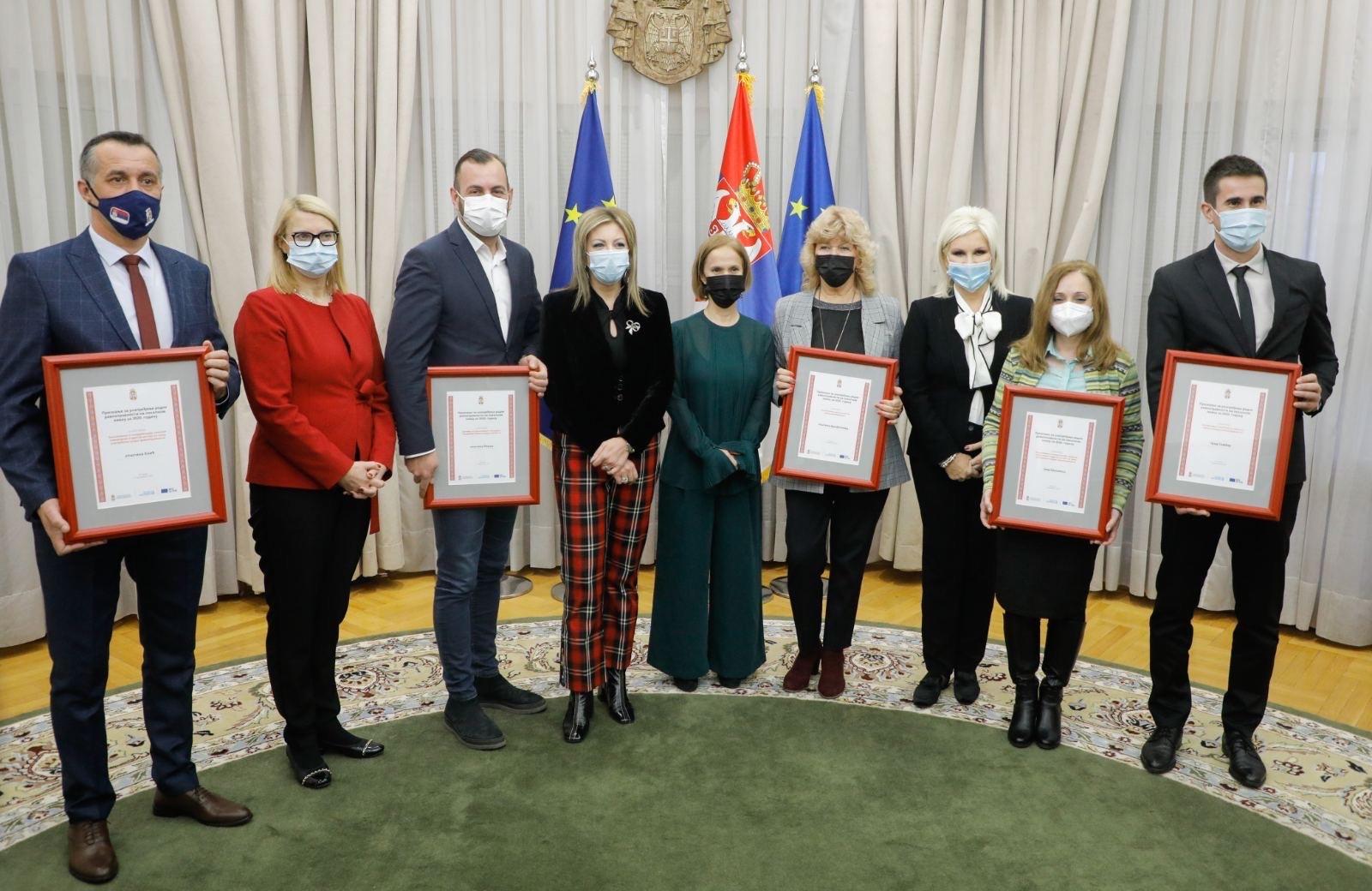 Ј. Јоксимовић: Жене у Србији активно укључене у политичко одлучивање на свим нивоима