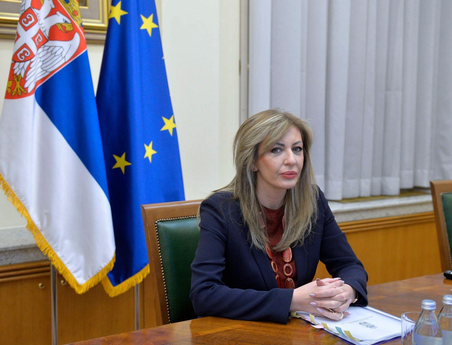 J. Joksimović: Reform implementation plan for rule of law cluster