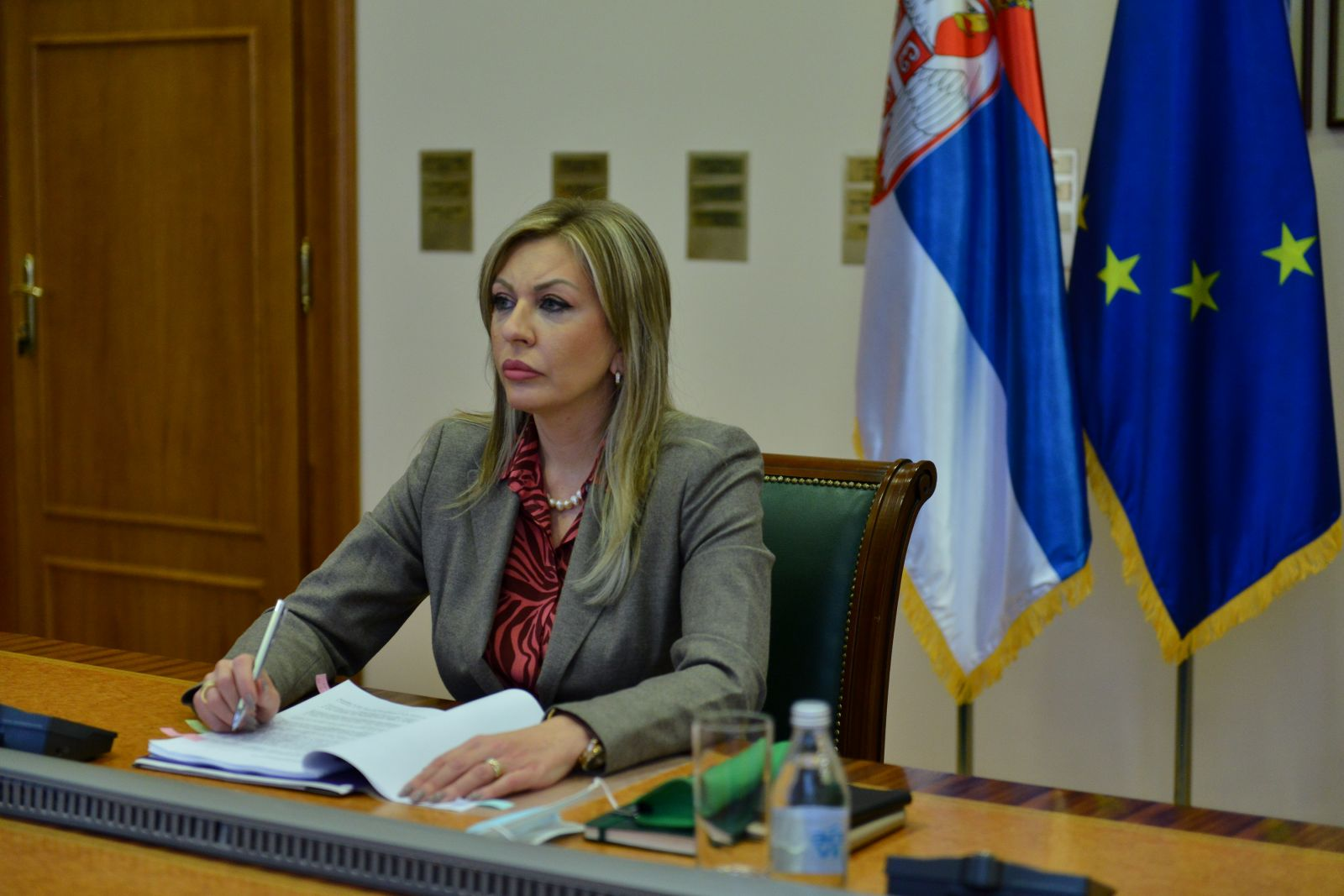 Joksimović: We are not a kindergarten in European integration but a serious country
