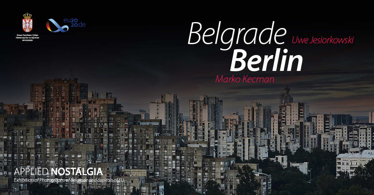 Online photo exhibition 'Applied Nostalgia: Serbia – Germany' opened