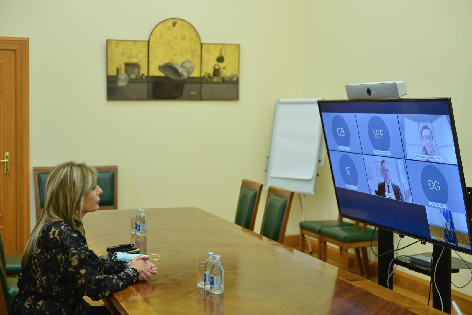 Јоксимовић и Рот о преговорима Србије и новој методологији