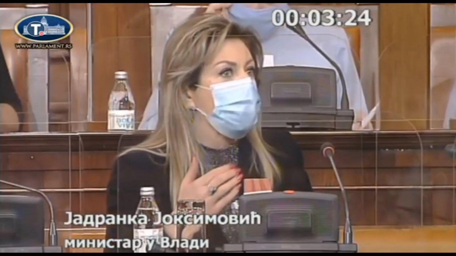 Ј. Јоксимовић: ЕУ највећи донатор бесповратних средстава