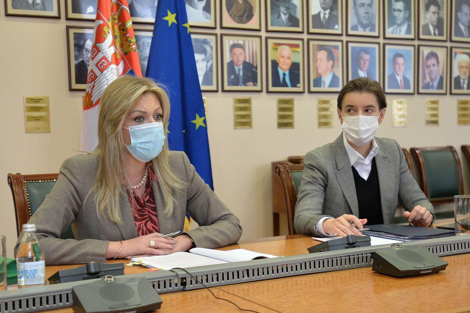 Брнабић и Борељ: Политички и економски аспекти преговора