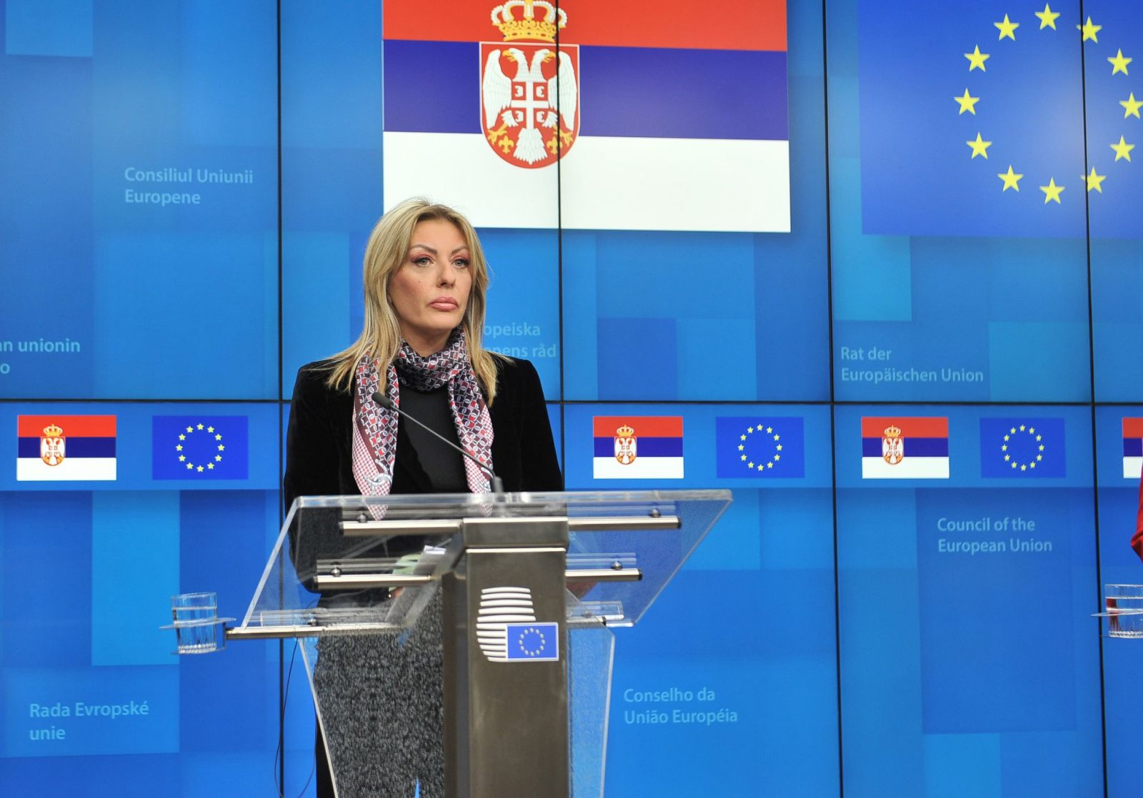 J. Joksimović: I expect additional EU support for Serbia
