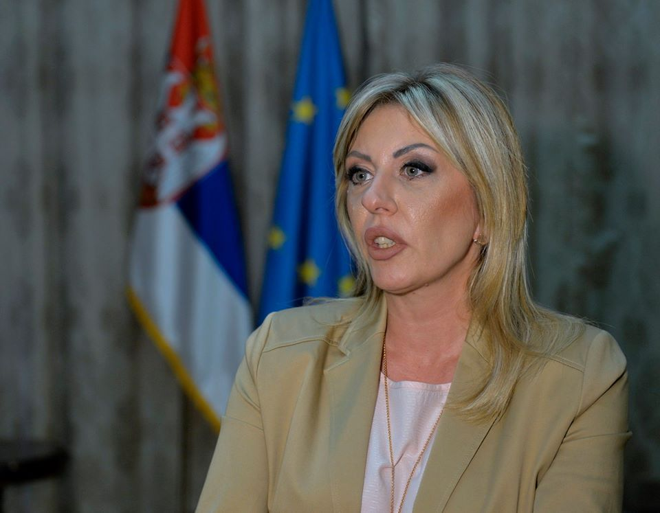 J. Joksimović: Commissioner Várhelyi granted Serbia EUR 94 million of reallocated IPA funds